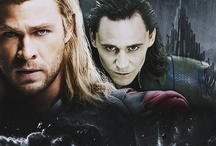 Thor and Loki / by Caitlyn Haake