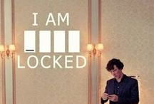 SHERLOCKED / by Caitlyn Haake