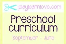 In The Classroom / all things preschool - crafts, behavior tools, classroom things, fun ideas, science experiments, books, great blogs to follow and more  / by Nicolette
