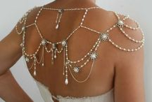 Wedding Trend Alert:Back Necklaces / by Lisa Brown-Hall