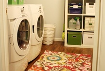 laundry room / by Shawna Kelly