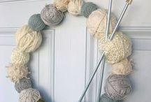 knitting / by Lu-Anne Martenson