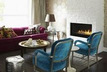 Interiors / All things in domestic design arena that inspire me and hopefully you.  / by Odeliah Weissmann