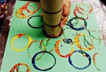 Preschool Crafts/Science / by Kate Meyer