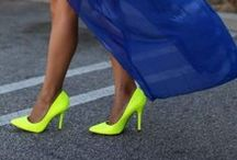 Neon / Bright colors and clothes that make a statement! / by bar III