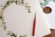 Beautiful Illustrations / ~♥~ / by Isabella Elena