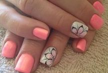 {Beauty} Nailin' It / Nail art and color inspirations for manicures and pedicures.  / by Jessie-Lyn Gaisson