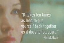 inspiring words / by Margaret Doyle