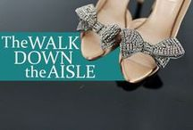 The Walk Down The Aisle / Shoes! / by Watters