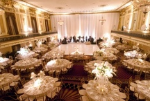 Weddings / Greart suggestions from our wedding consultants and vendors! / by The Roosevelt Hotel New York