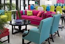 {Home Sweet Home} Interior / Colors, designs, furniture etc / by Jessie-Lyn Gaisson