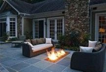 {Home Sweet Home} Exterior / Exterior, yard, outdoor living / by Jessie-Lyn Gaisson