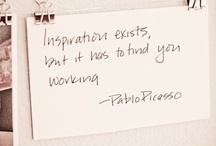 Inspiration / by Maria Twerago