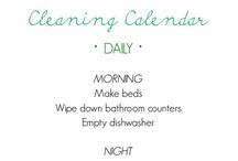 clean / by Brigitte Lewis
