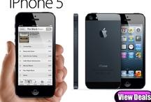 iPhone 5 Deals / by Phones LTD - Compare Cheap Mobile Phone Deals