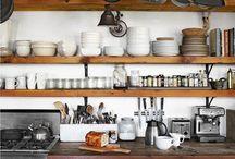 Inspiring Kitchens / by Erica Leon