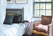 Cozy Bedrooms / by Erica Leon