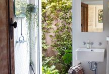 Foyers and Mudrooms / by Erica Leon