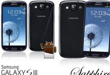 Samsung Galaxy S3 Sapphire Black / by Phones LTD - Compare Cheap Mobile Phone Deals