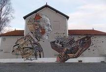 Artisti di strada | #FunStreetArt / Condividi le tue foto e i video degli artisti di strada di tutto il mondo share this wall / by Cristina Rigutto