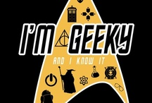 !!Geek Mania!! / You may have gone to Cambridge but I'm an honorary graduate of Starfleet Academy!- Sheldon