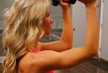Workin' on my Fitness / by Emily Mc