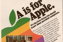 The tempting Apple / At Sqrall.com we love collecting and that includes all the wonderful things associated with Apple. From the early days of Woz and Steve to the masterful creations of today.   / by sqrall.com