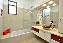 Bathrooms / by bvdil (בניין ודיור)