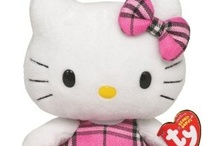 Hello Kitty / Welcome to Sqrall.com's official Hello Kitty board! Who doesn't love Sanio's beautiful and cute collectable. Hello Kitty is a global brand that has touched the lives of millions including the staff at Sqrall.com, a social media community for collectors.  / by sqrall.com
