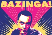 Big Bang Bazinga! / One of the greatest TV shows in recent time The Big Bang Theory is nerdlitious and Geektastic! We love the entire show and at Sqrall.com we love meeting people who enjoy and collect Big Bang Theory memorabilia or just want to talk about the show! ;)  / by sqrall.com