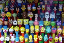 Perfect Pez Dispensers / by sqrall.com