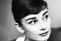 Audrey Hepburn / by Lauren Barger