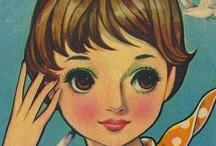 Vintage Cards / by Carrie Cervantez