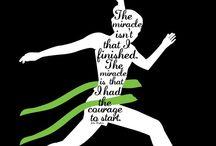 Walk, Jog, Run... / by Tonya Spears-Willis