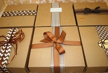 Sweet Cookie Packaging / Handmade spectacular packaging for your gifts! Especially Cookies!! / by Country Cupboard Cookies