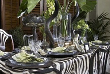 Tablescapes, Place Settings and Centerpieces / by Geralyn Stier
