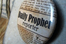 The Daily Prophet / Gryffindor and proud. / by Katherine Speiker