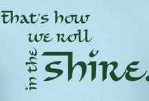 The Shire / Lord of the Rings.  / by Katherine Speiker