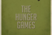 I volunteer as tribute! / Happy Hunger Games! And may the odds be ever in your favor. / by Katherine Speiker