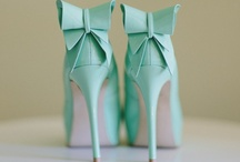Fabulous shoes / Although I couldn't possibly wear any of these, they're nice to look at. / by Katherine Speiker