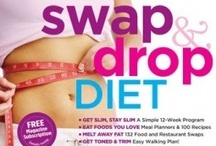 Swap & Drop Diet / The new Canadian no-diet diet revolution! This simple 12-week program features meal planners and 100 recipes, 132 food and restaurant swaps and an easy walking plan. Find out more at http://www.besthealthmag.ca/swap-and-drop / by Best Health Magazine