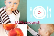 make + nourishment / healthy snacks & wholesome food • inspirational discoveries shared by the creator of you-make-do.com and wordplayhouse.com / by you make do® + wordplayhouse®