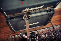 Guitars / Guitars / by Kristian Baek