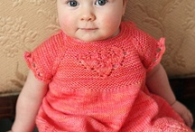 crochet and knit designs / by Diana Mugford