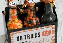 Samhain Sweets / by Lori Dube'
