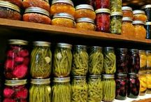 Canning & Mixes / by Lori Dube'