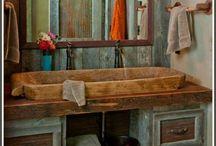 Bathroom Ideas / by Carol Klingberg