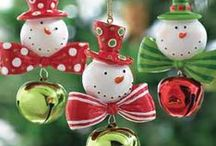 Christmas Tree Ornaments / Sweet Confections for Your Tree / by Debby Zigenis-Lowery