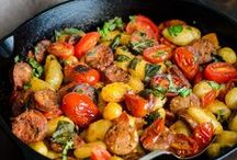 Vegetarian Recipes to try / by Antoinette D'Ambrosio