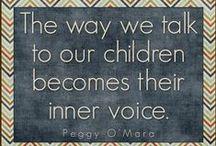Positive Parenting / by Kira Mattox